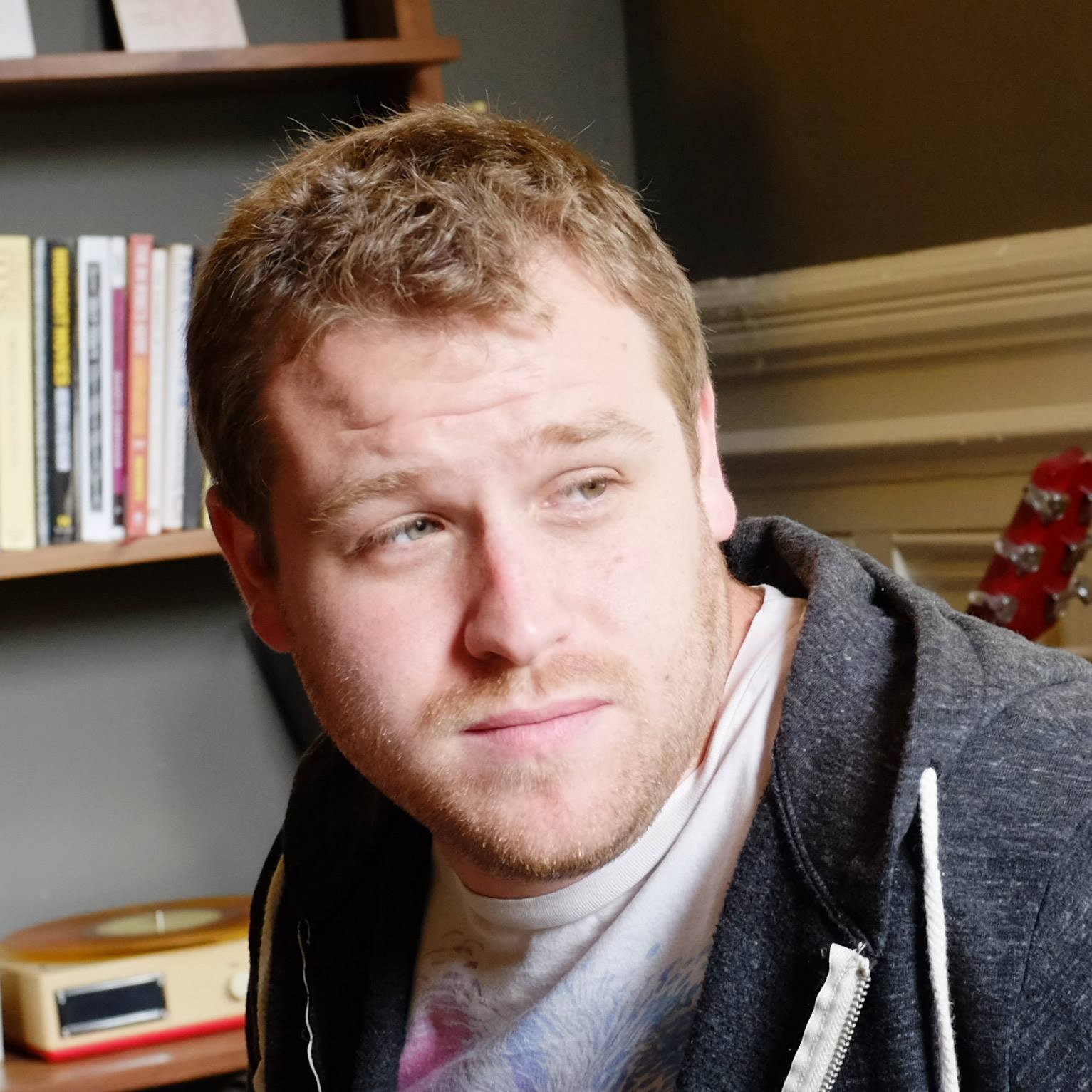 Tyler Hansen, Designer at Bounty Labs